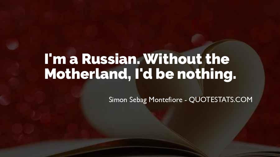 Simon Sebag Montefiore Quotes #517566