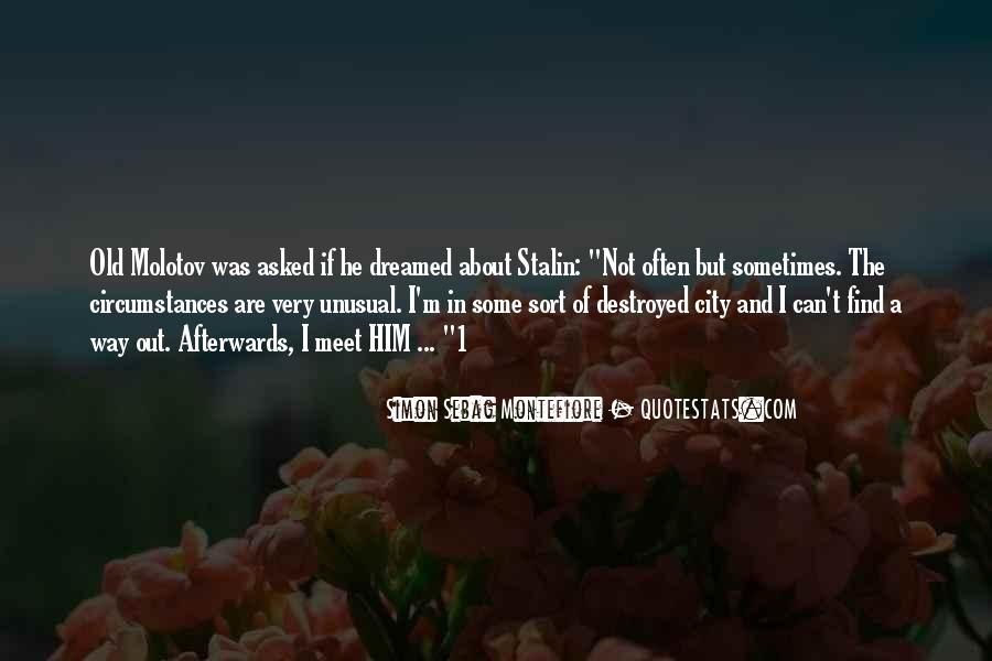 Simon Sebag Montefiore Quotes #689086