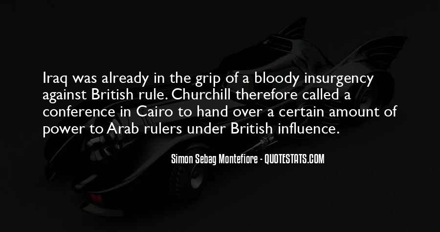 Simon Sebag Montefiore Quotes #812950