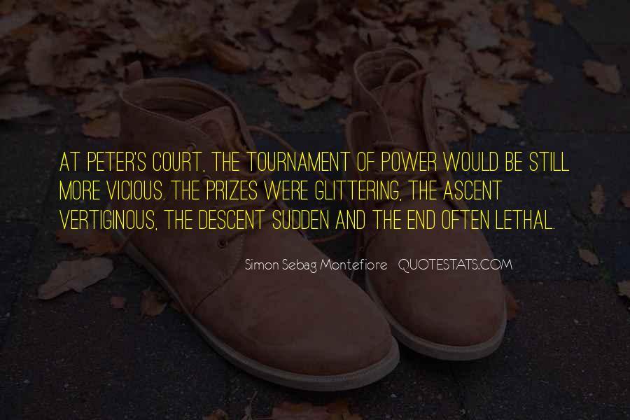 Simon Sebag Montefiore Quotes #828793