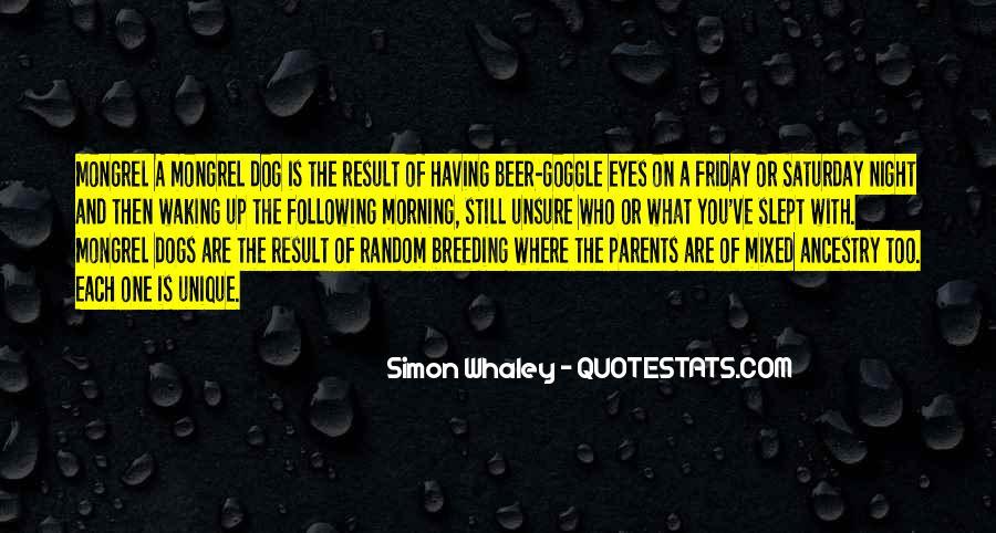 Simon Whaley Quotes #1804123