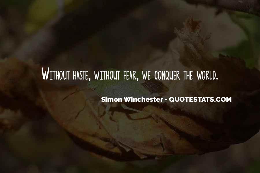 Simon Winchester Quotes #1087046