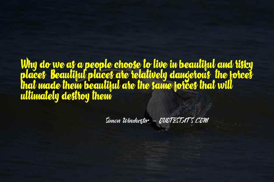 Simon Winchester Quotes #1248959