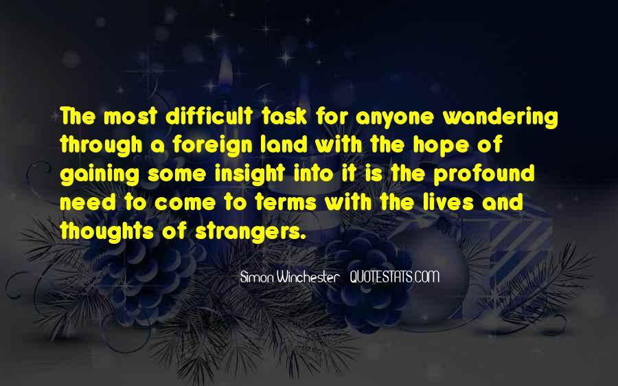 Simon Winchester Quotes #1421933