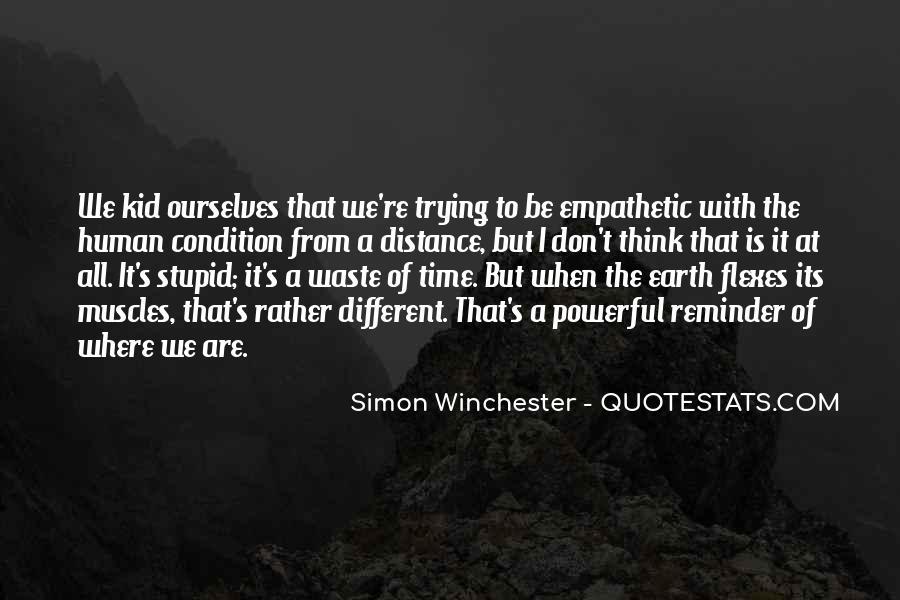 Simon Winchester Quotes #1559454