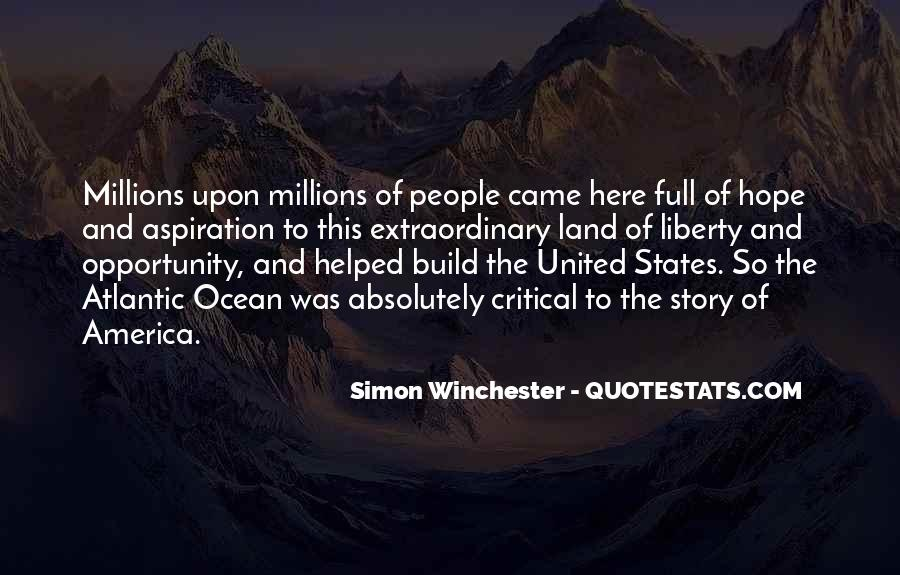 Simon Winchester Quotes #373820