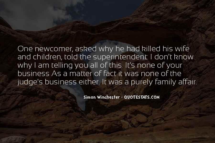 Simon Winchester Quotes #436318