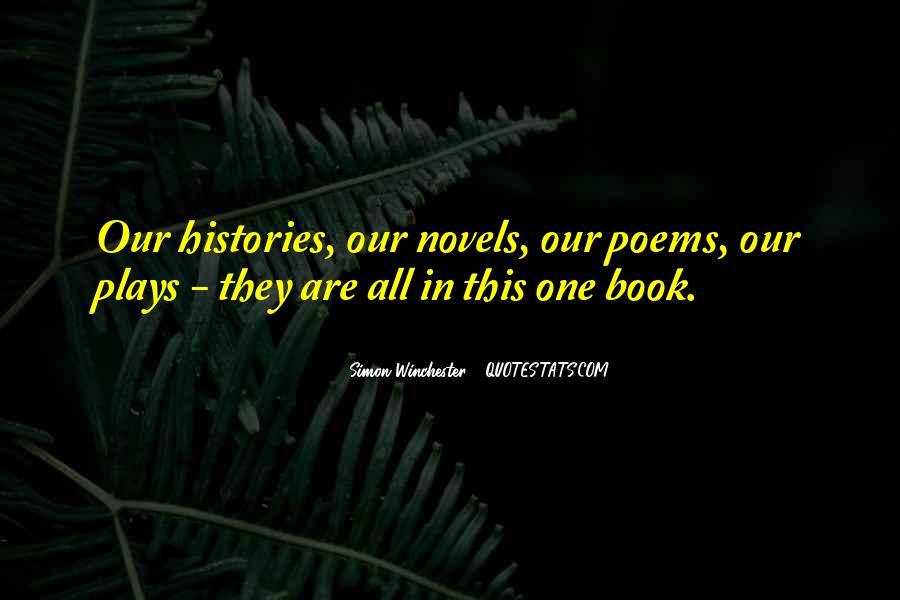 Simon Winchester Quotes #589101