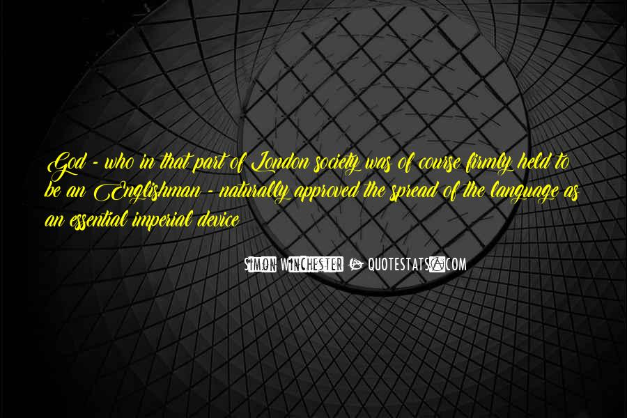 Simon Winchester Quotes #915175