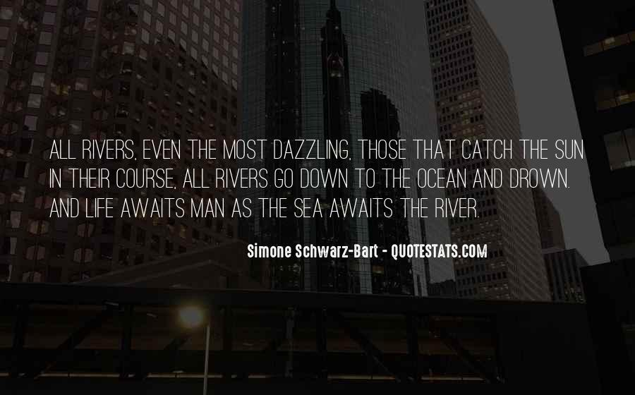 Simone Schwarz-Bart Quotes #859700