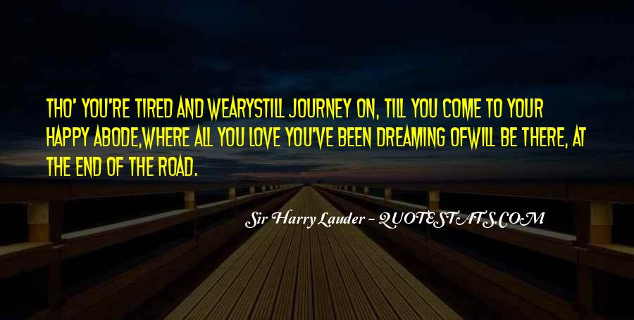 Sir Harry Lauder Quotes #1165079