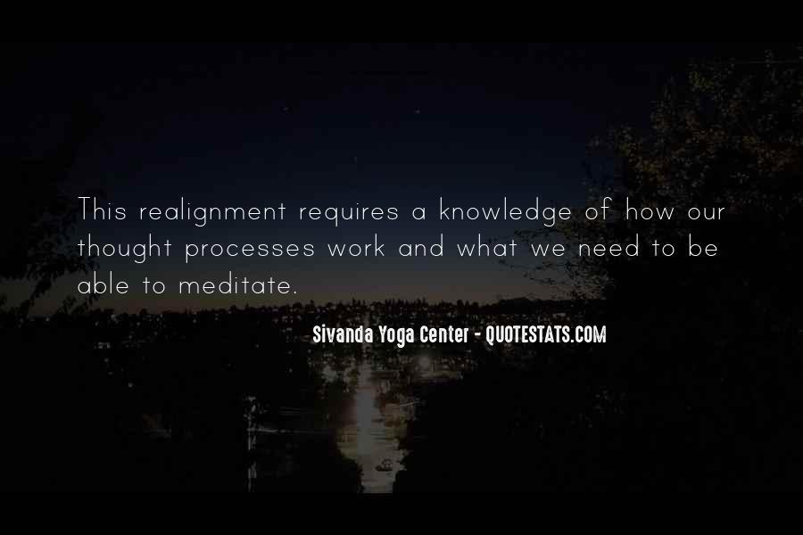 Sivanda Yoga Center Quotes #15907