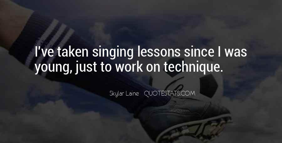 Skylar Laine Quotes #1094126