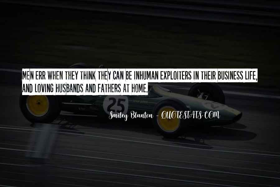 Smiley Blanton Quotes #1163444