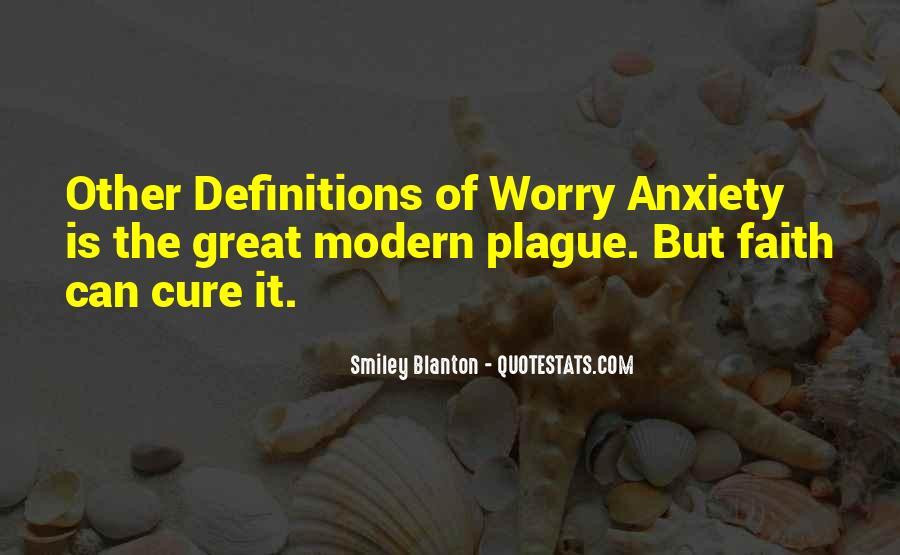 Smiley Blanton Quotes #406313