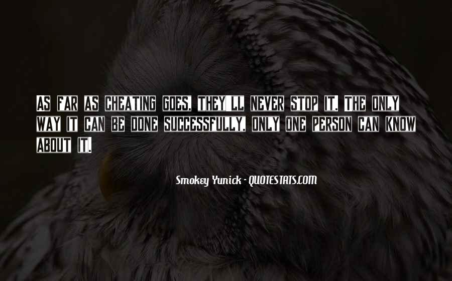 Smokey Yunick Quotes #1171803