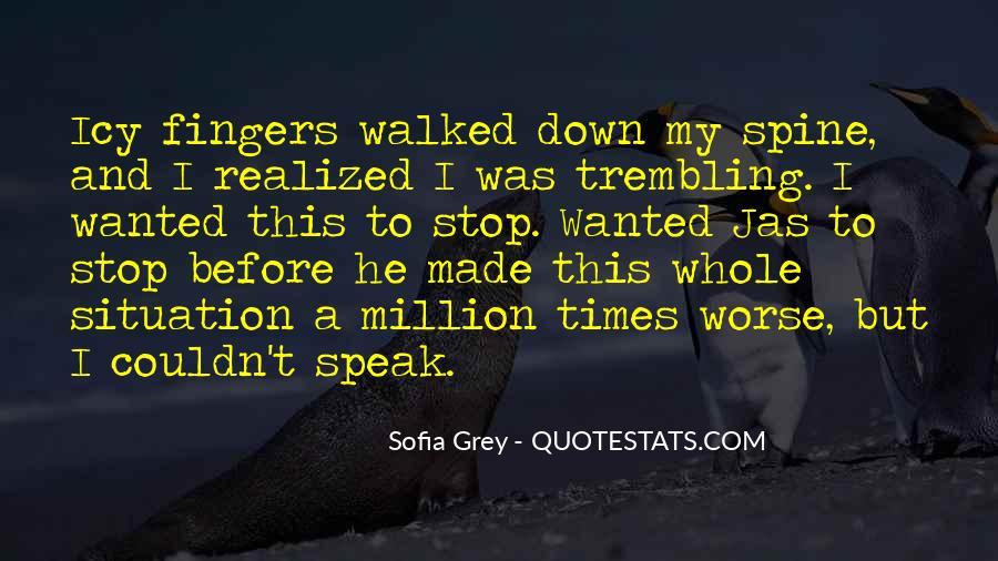 Sofia Grey Quotes #813846