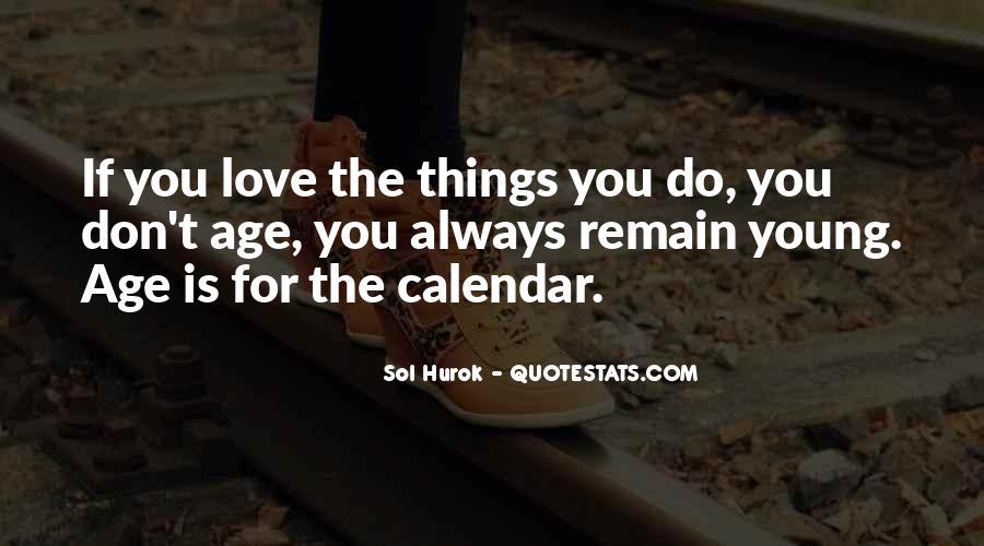 Sol Hurok Quotes #696003