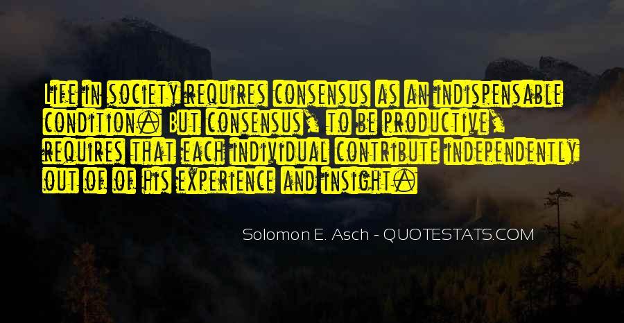 Solomon E. Asch Quotes #1529025