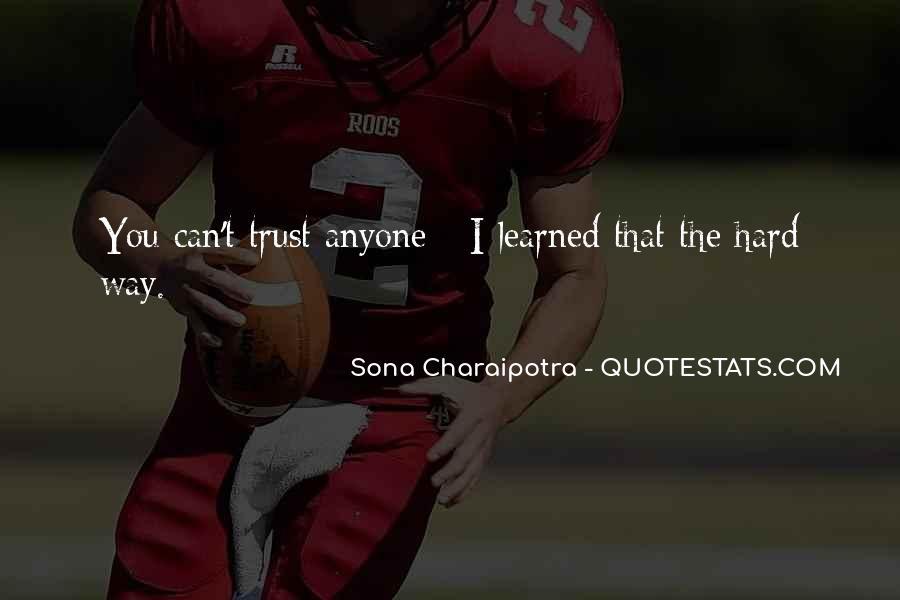 Sona Charaipotra Quotes #312050