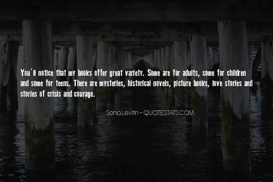 Sonia Levitin Quotes #923849