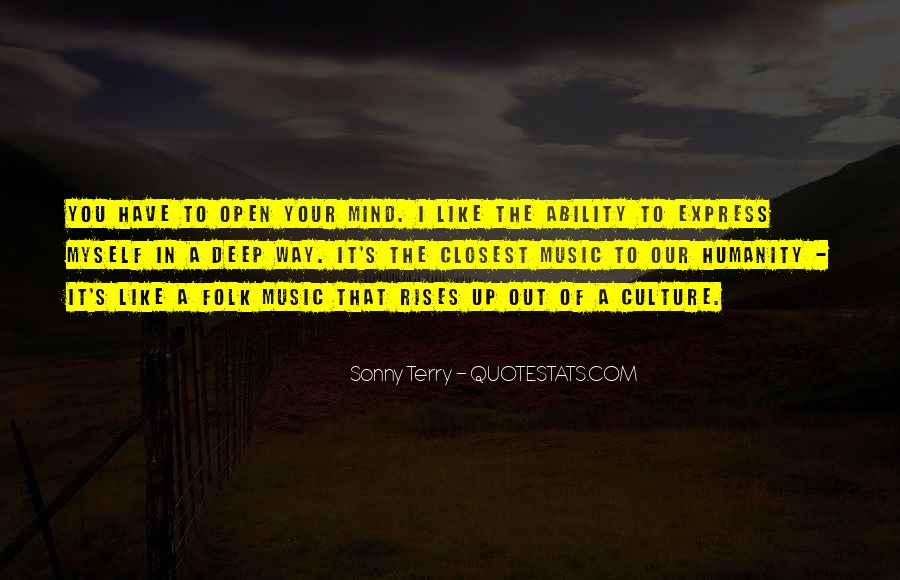Sonny Terry Quotes #1044717