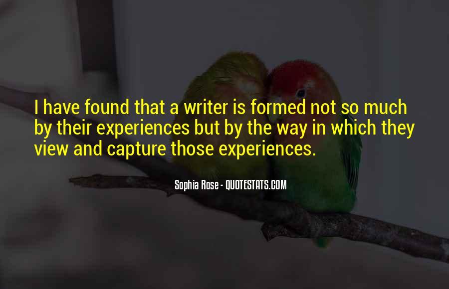 Sophia Rose Quotes #924093