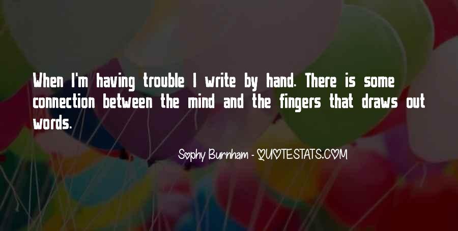 Sophy Burnham Quotes #193003