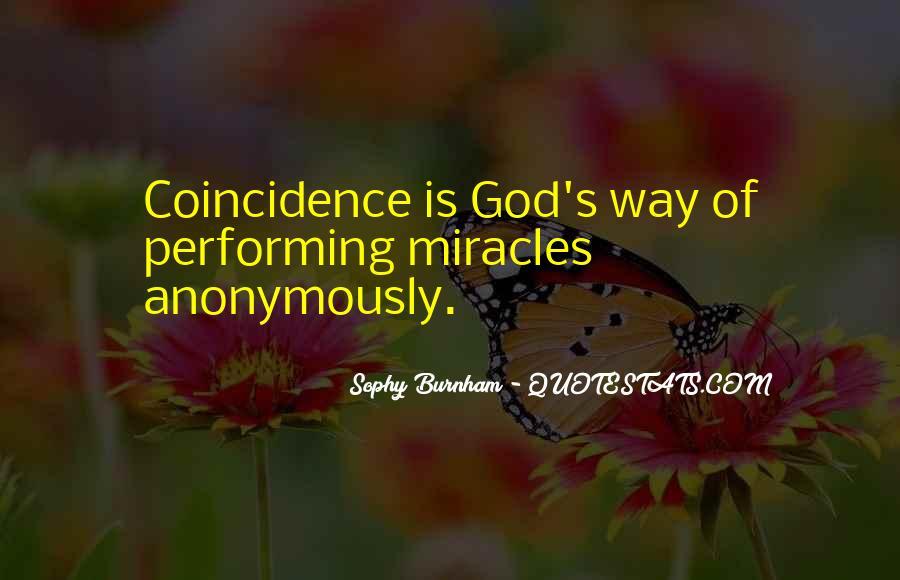 Sophy Burnham Quotes #25270