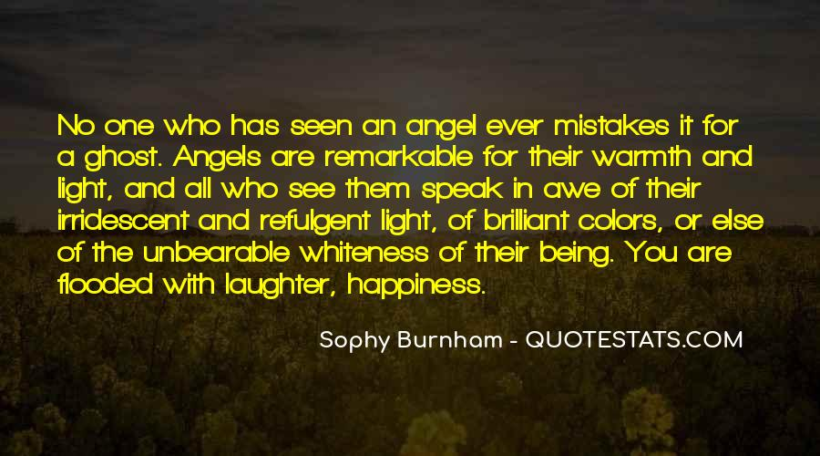 Sophy Burnham Quotes #739726