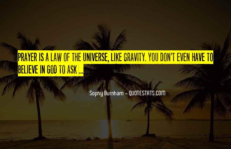 Sophy Burnham Quotes #854340