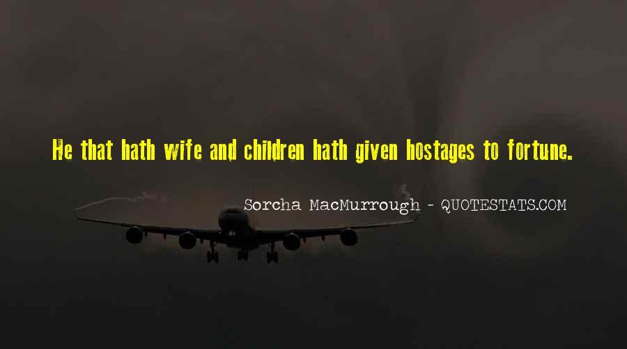 Sorcha MacMurrough Quotes #483590