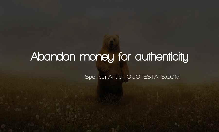 Spencer Antle Quotes #177234