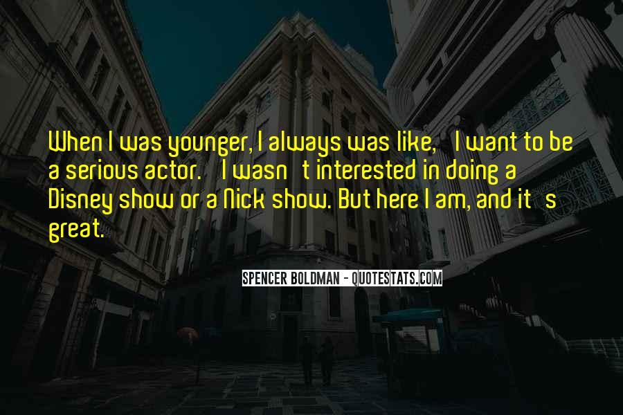 Spencer Boldman Quotes #1052943