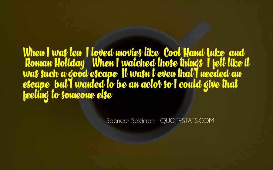 Spencer Boldman Quotes #348685