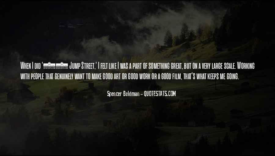 Spencer Boldman Quotes #380904