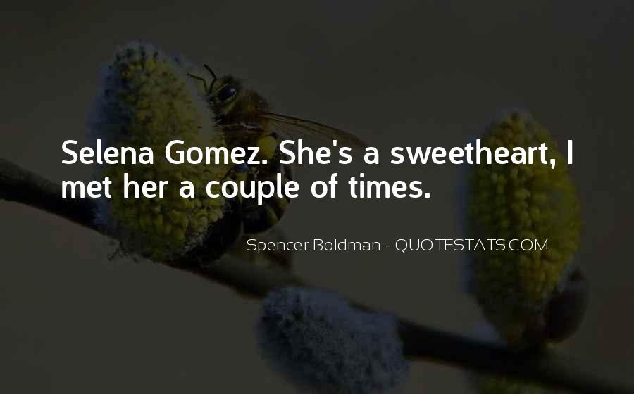Spencer Boldman Quotes #612908