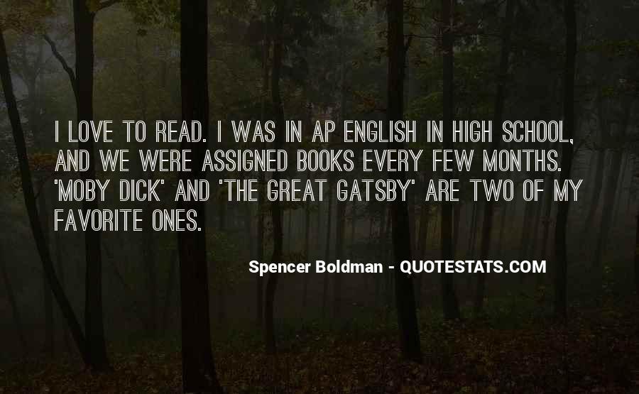 Spencer Boldman Quotes #729586