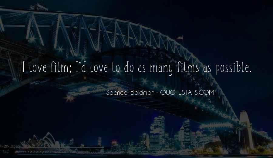 Spencer Boldman Quotes #902358