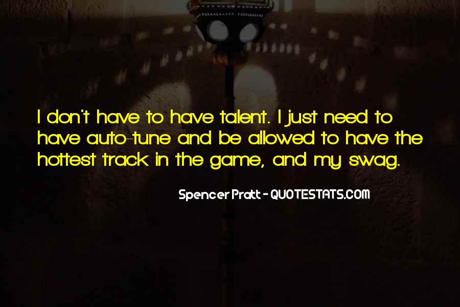 Spencer Pratt Quotes #1432893
