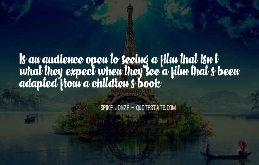 Spike Jonze Quotes #1015907