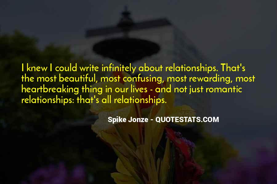 Spike Jonze Quotes #103248