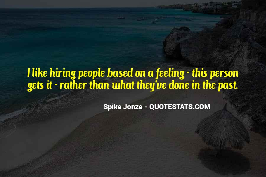 Spike Jonze Quotes #1338084
