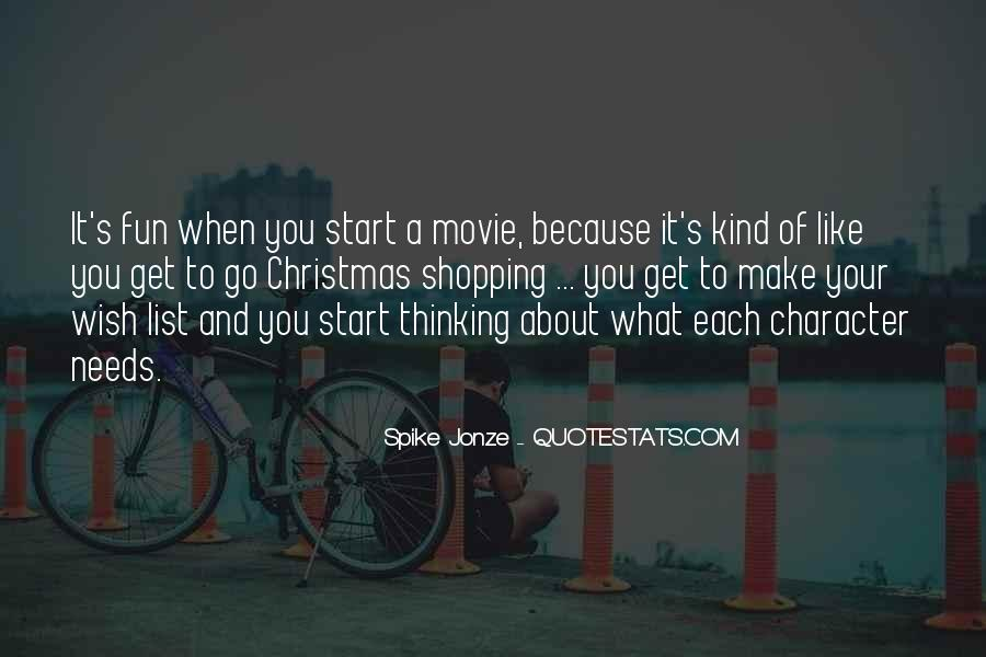 Spike Jonze Quotes #1424229