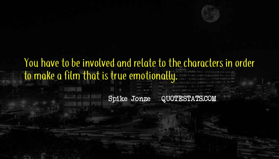Spike Jonze Quotes #1443332