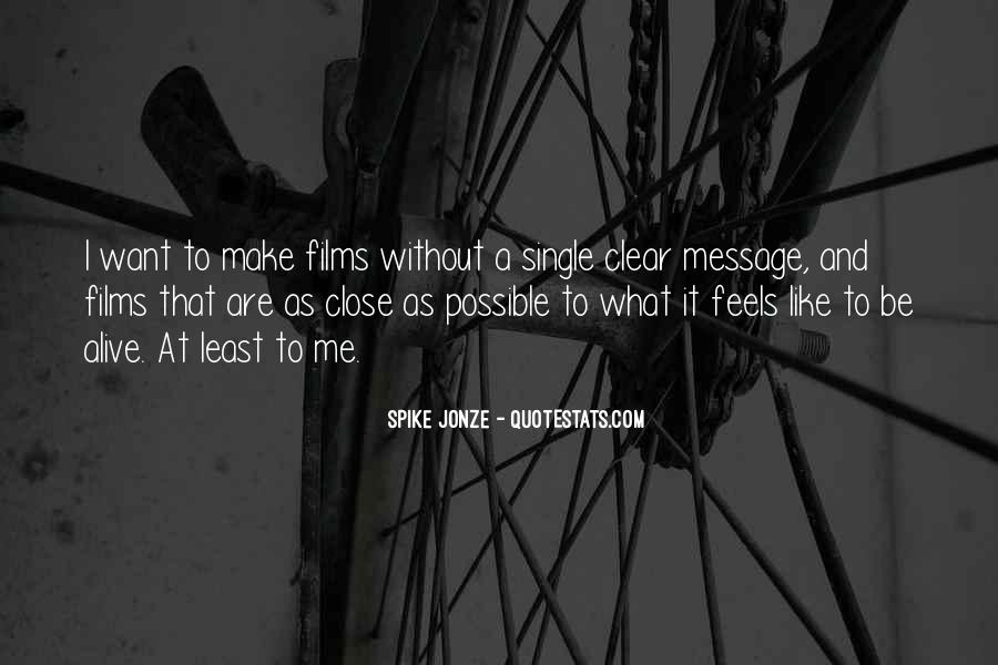 Spike Jonze Quotes #150863