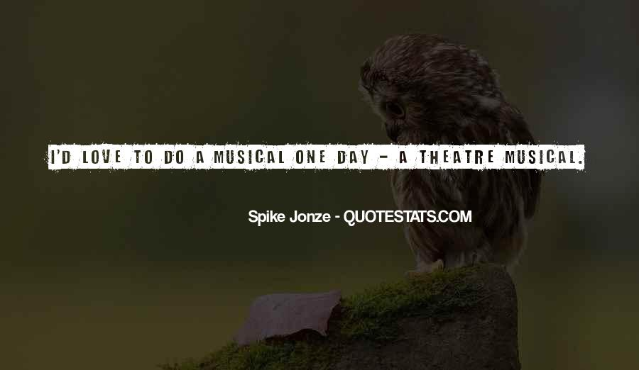 Spike Jonze Quotes #1584207