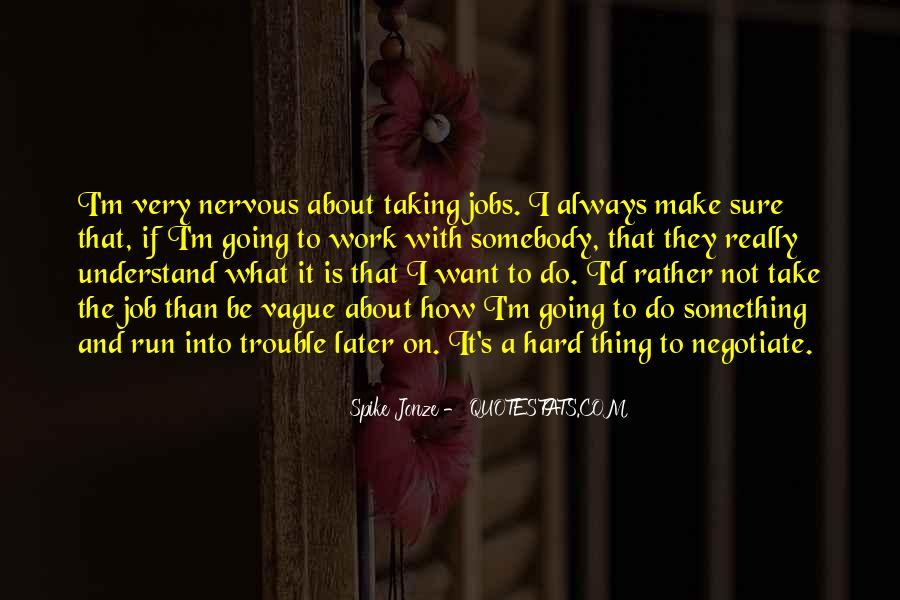 Spike Jonze Quotes #1611198