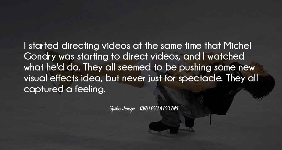 Spike Jonze Quotes #454083