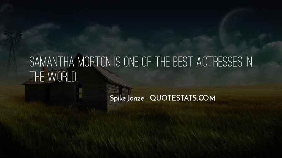 Spike Jonze Quotes #853783